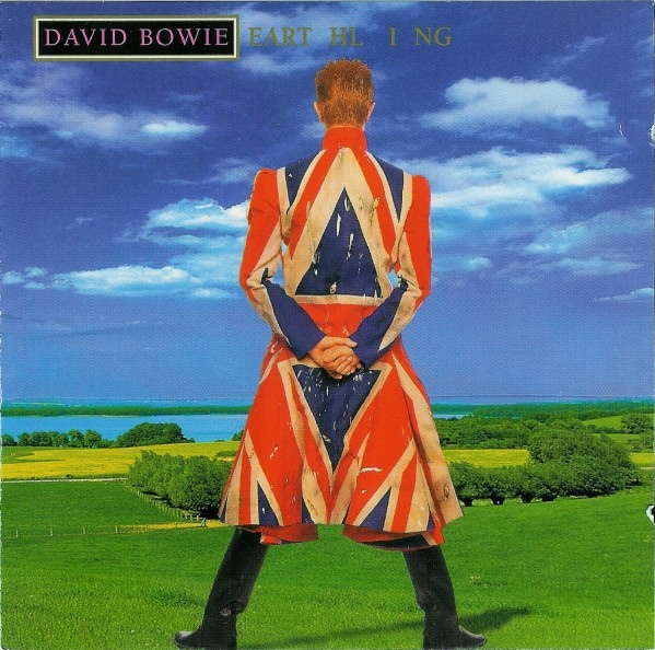 David Bowie — Earthling