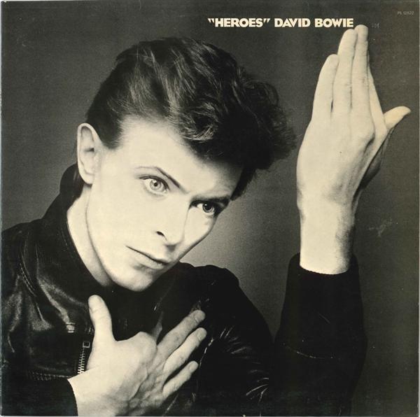 David Bowie —