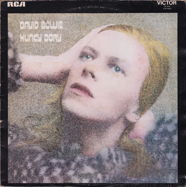 David Bowie — Hunky Dory