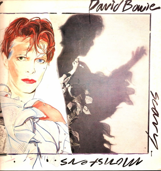 David Bowie — Scary Monsters