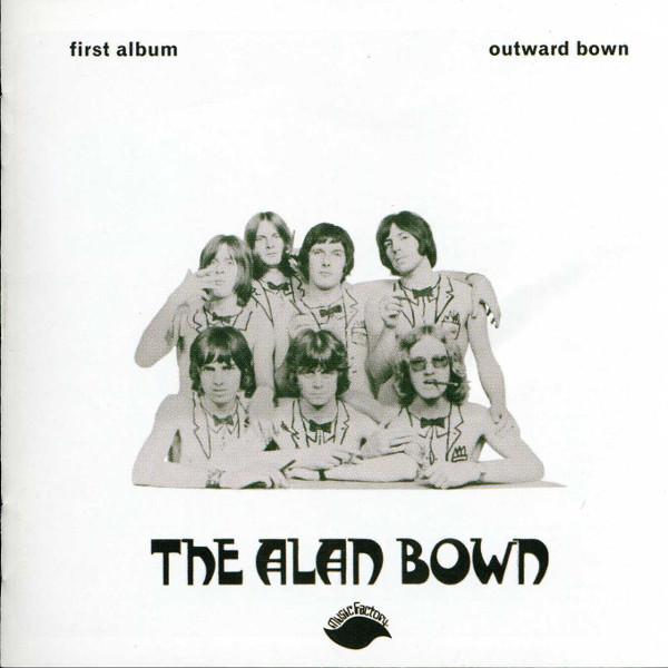 The Alan Bown — Outward Bown - First Album