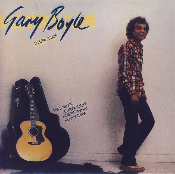 Gary Boyle — Electric Gllide