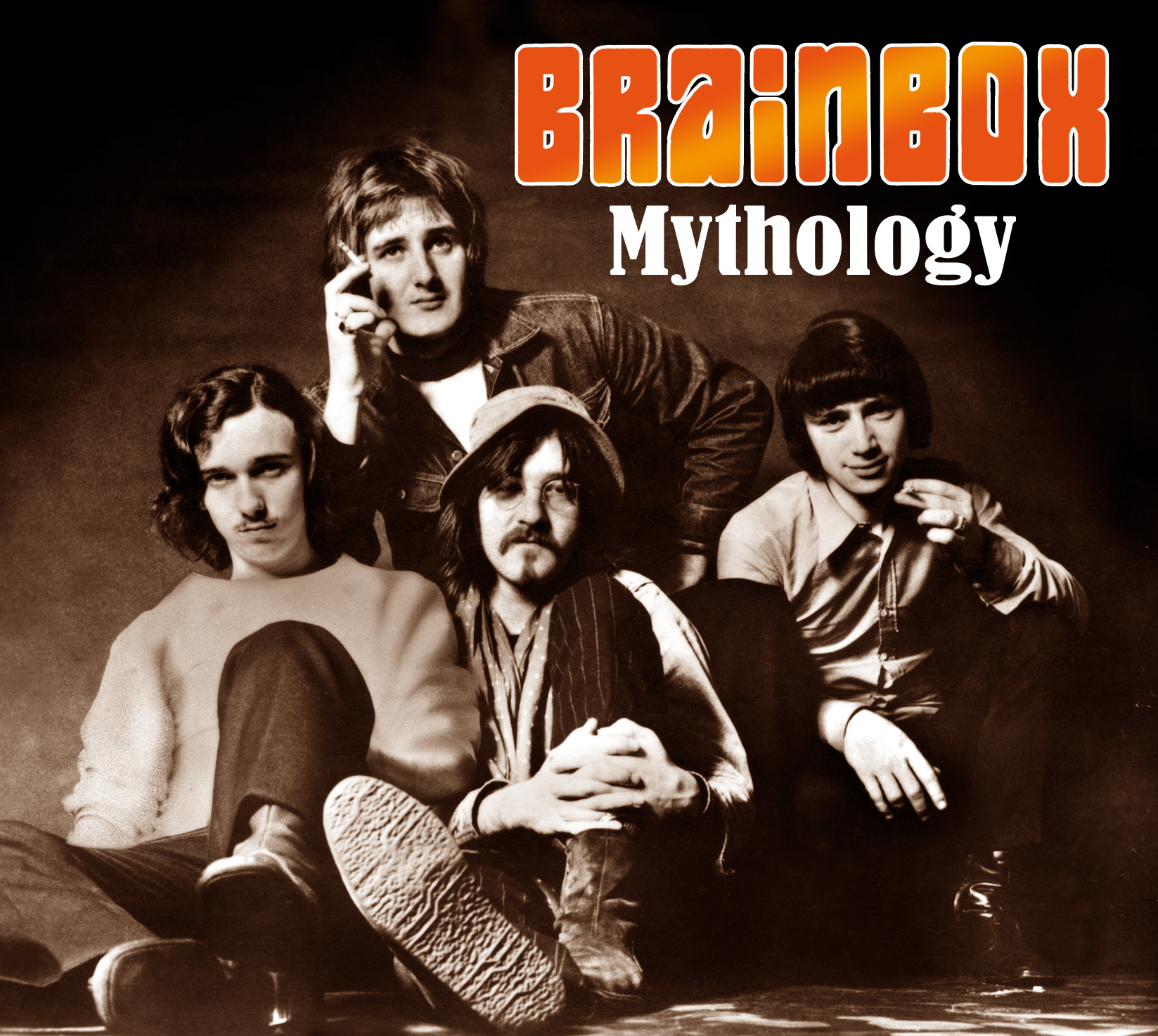 Mythology Cover art