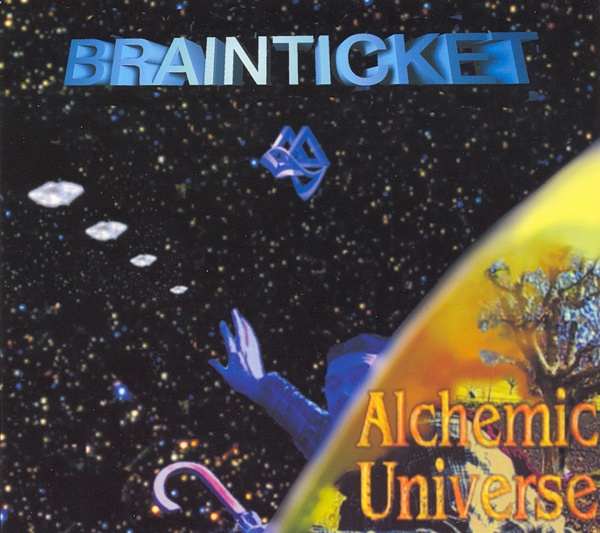 Alchemic Universe Cover art