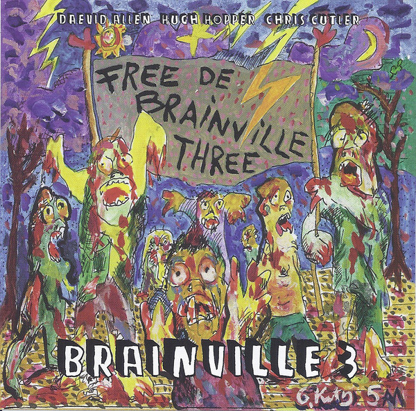 Brainville 3 — Trial by Headline