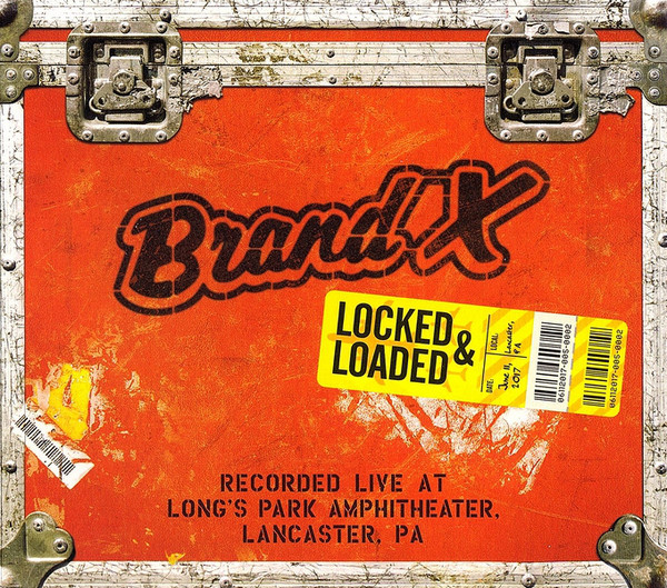 Brand X — Locked and Loaded