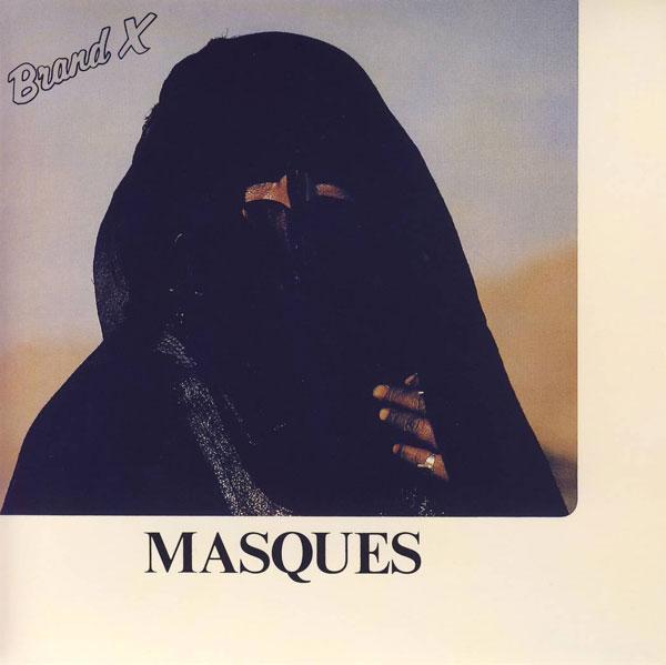 Brand X — Masques