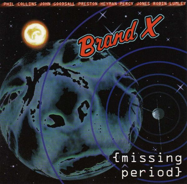 Brand X  — Missing Period