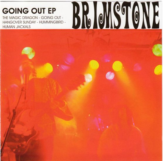 Brimstone — Going Out EP