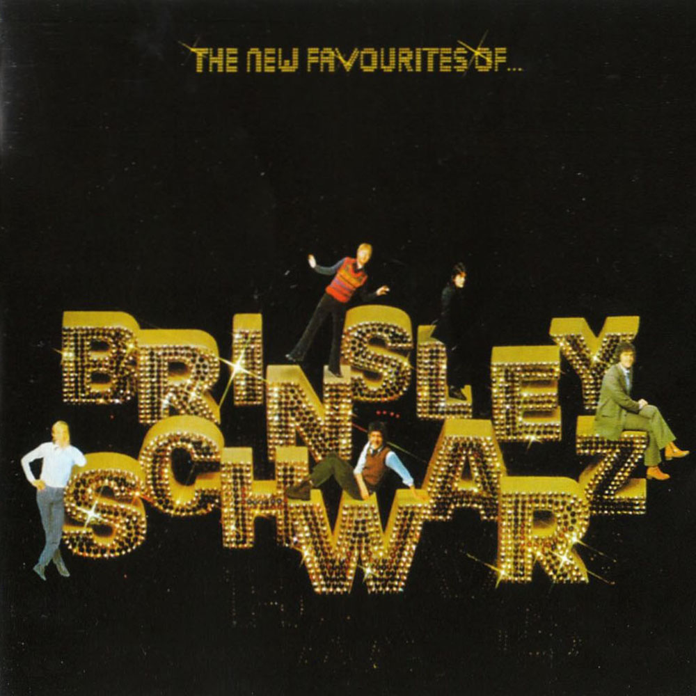 Brinsley Schwarz — The New Favourites of Brinsley Schwarz