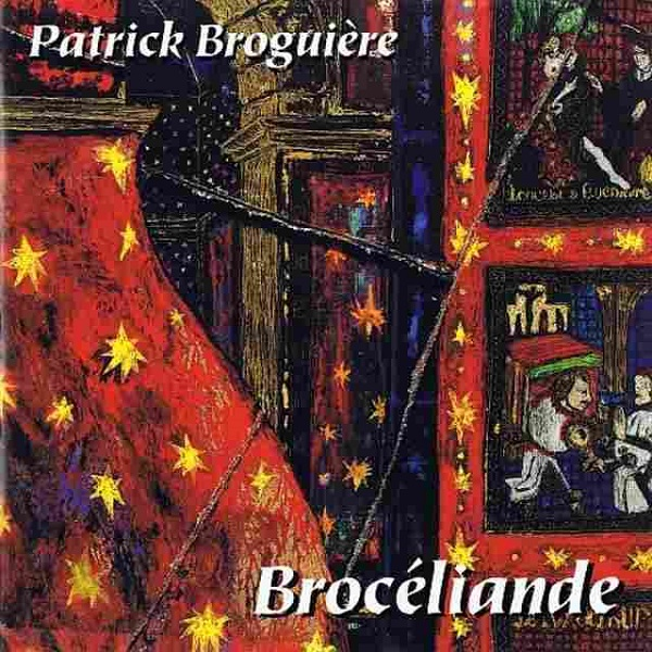 Brocéliande Cover art