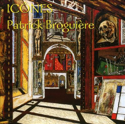 Icones Cover art