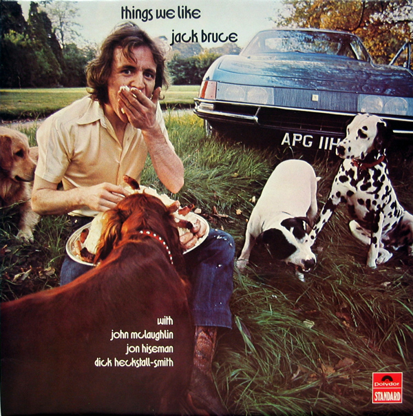 Jack Bruce — Things We Like