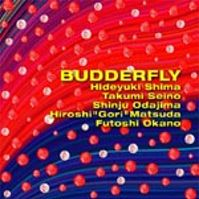 Budderfly Cover art
