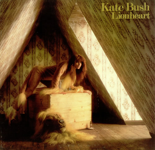 Kate Bush — Lionheart