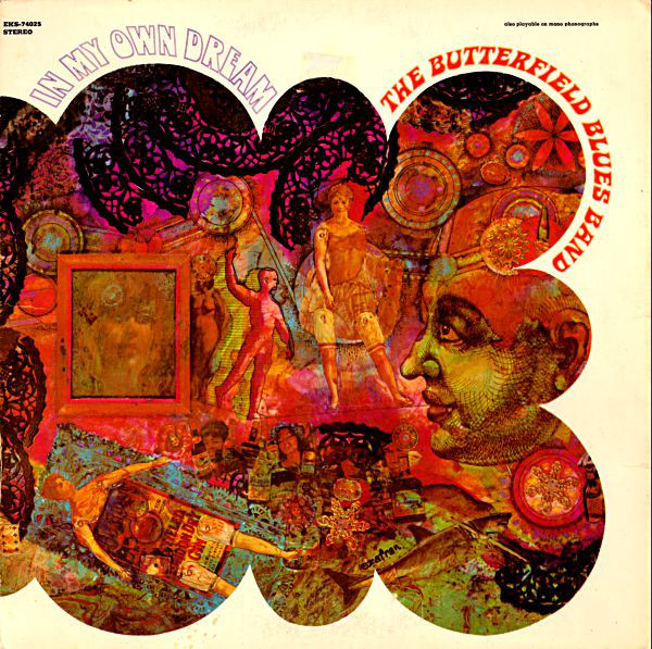 The Butterfield Blues Band — In My Own Dream