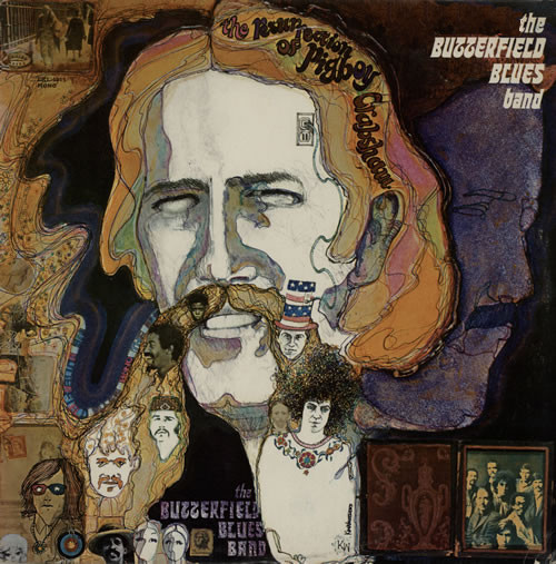 The Butterfield Blues Band — The Resurrection of Pigboy Crabshaw