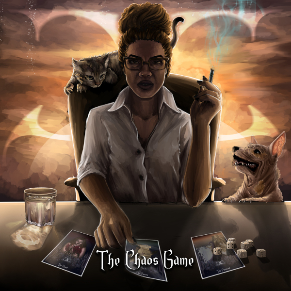 Cabinets of Curiosity — The Chaos Game