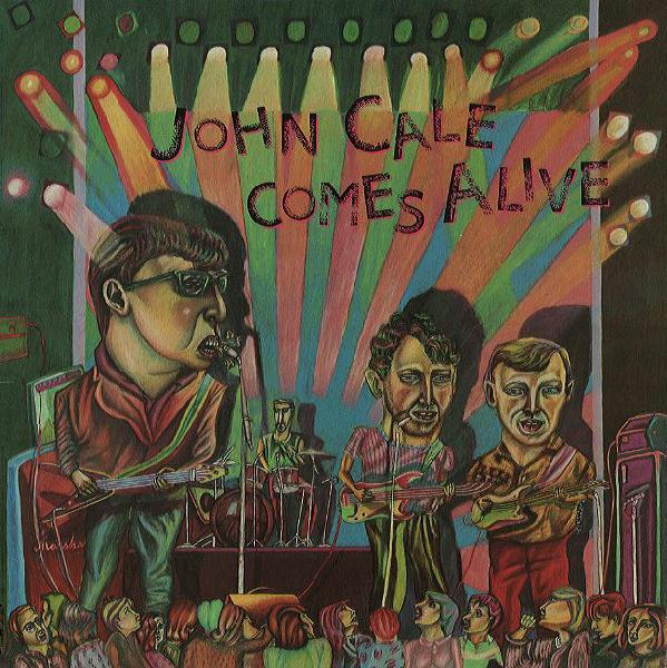 Comes Alive Cover art