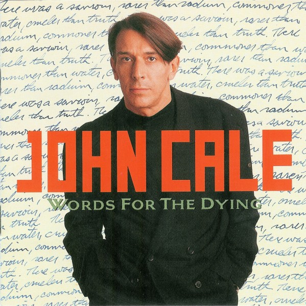 John Cale — Words for the Dying
