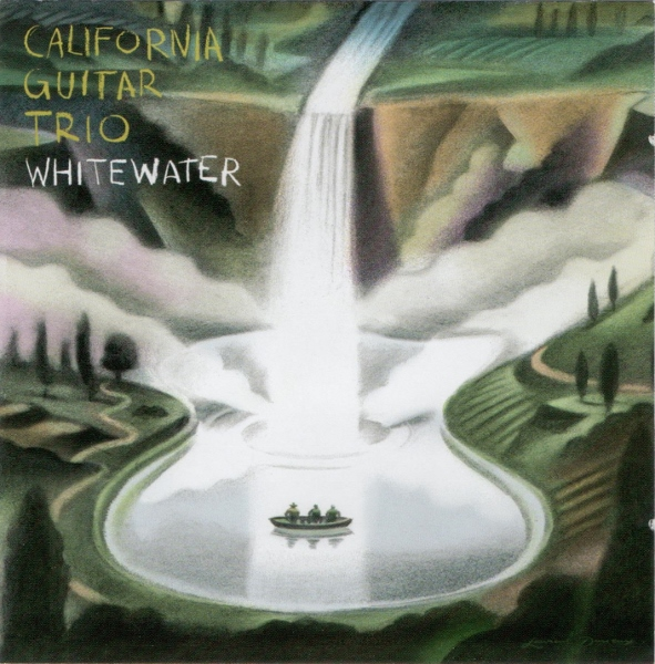 California Guitar Trio — Whitewater