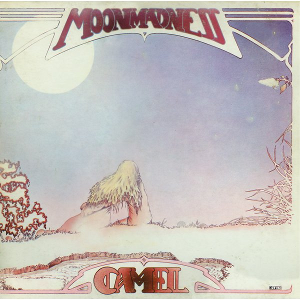 Camel — Moonmadness