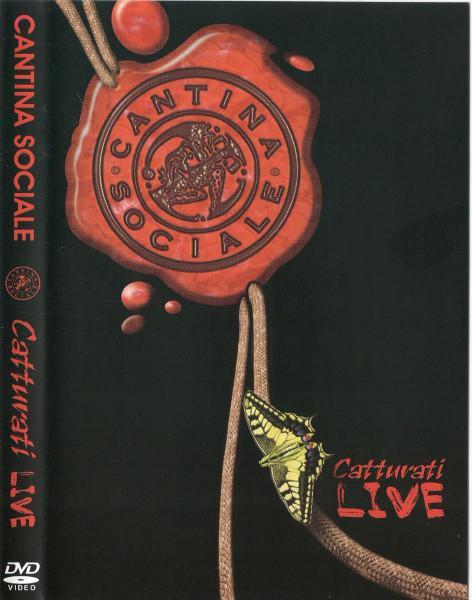 Cantina Sociale — Catturati Live