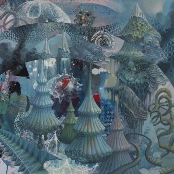 Canvas Solaris — The Atomized Dream