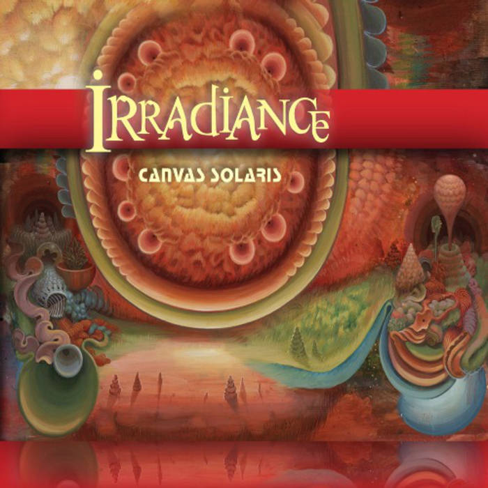 Canvas Solaris — Irradiance