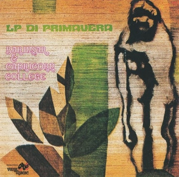 LP di Primavera Cover art