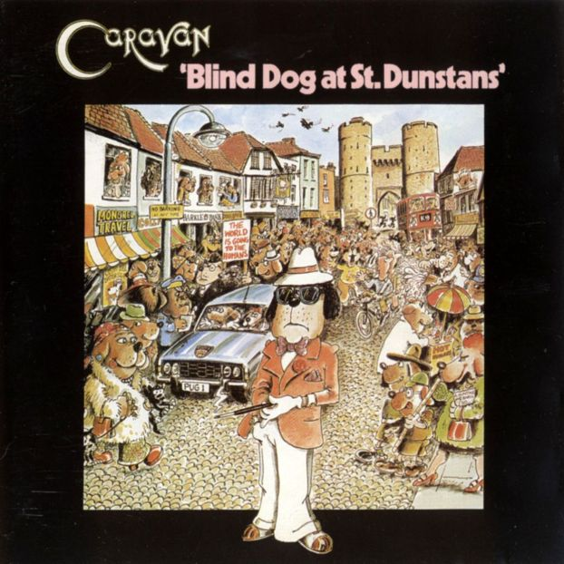 Caravan — Blind Dog at St Dunstans