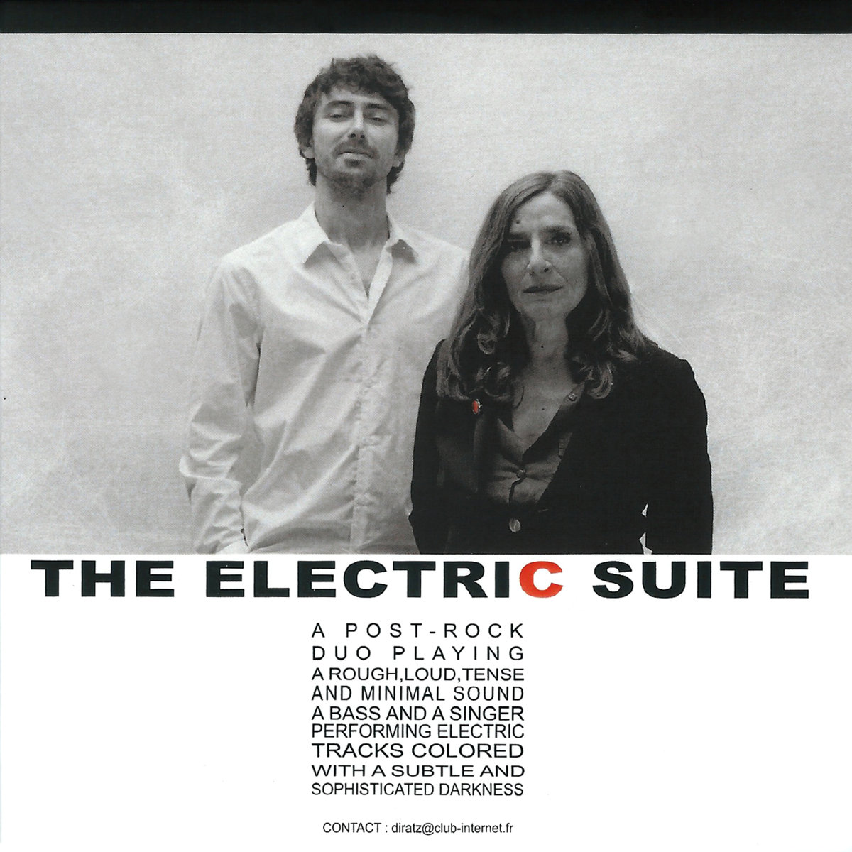 Carla Diratz & Corentin Coupe — The Electric Suite