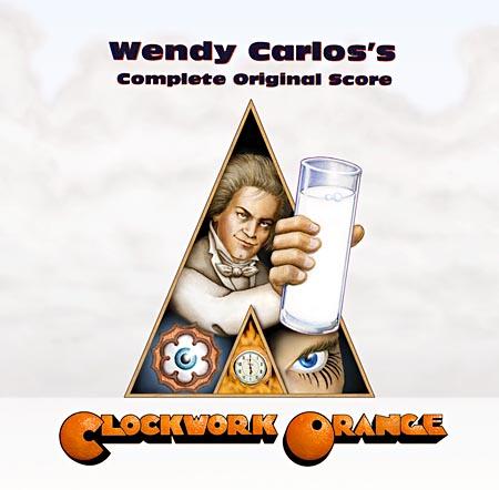 Wendy Carlos — Clockwork Orange - Complete Original Score