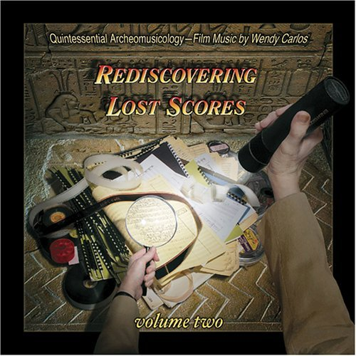Rediscovering Lost Scores Volume Two Cover art