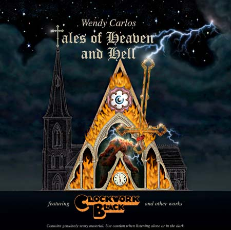 Wendy Carlos — Tales of Heaven and Hell