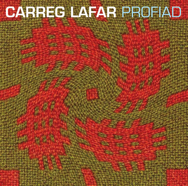 Profiad Cover art