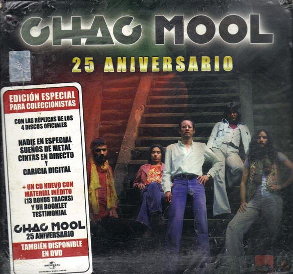 Chac Mool — 25 Anniversario