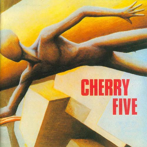 Cherry Five Cover art
