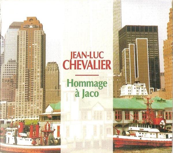 Hommage à Jaco Cover art