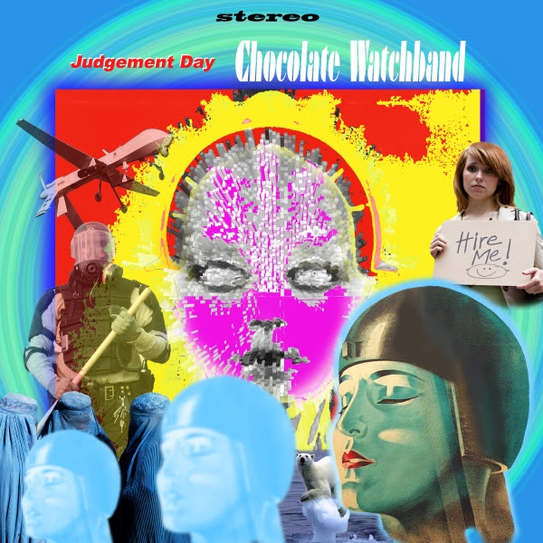Chocolate Watchband — Judgement Day / Secret Rendezvous