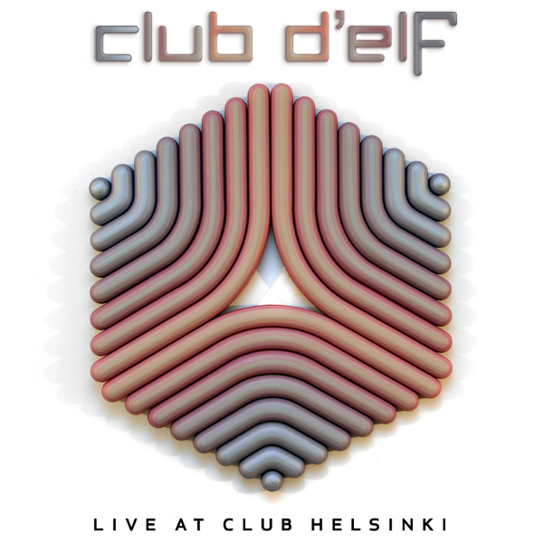 Live at Club Helsinki Cover art