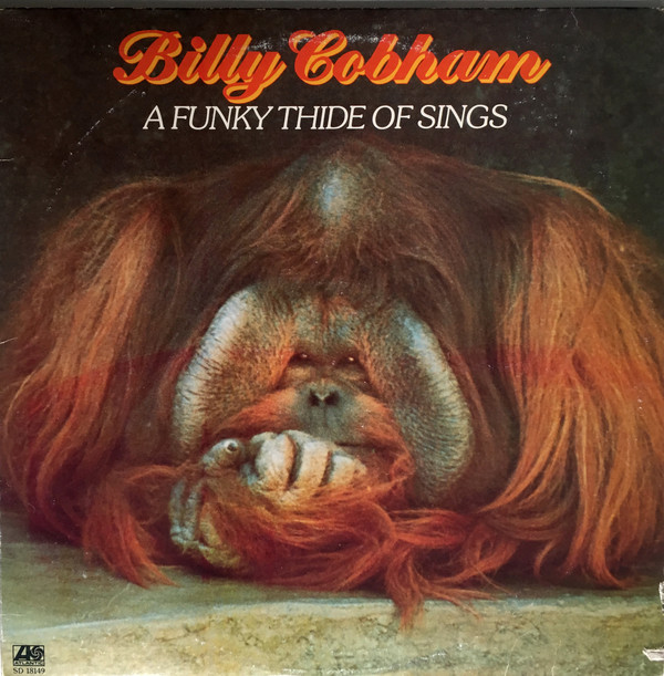 Billy Cobham — A Funky Thide of Sings