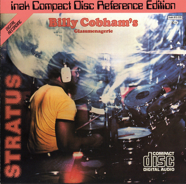 Billy Cobham's Glass Menagerie — Stratus