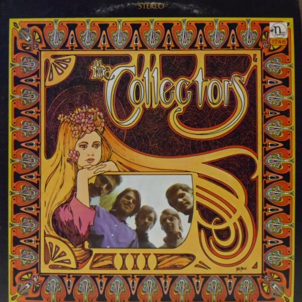 The Collectors Cover art