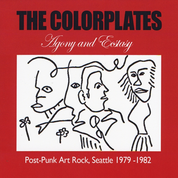 The Colorplates — Agony and Ecstasy