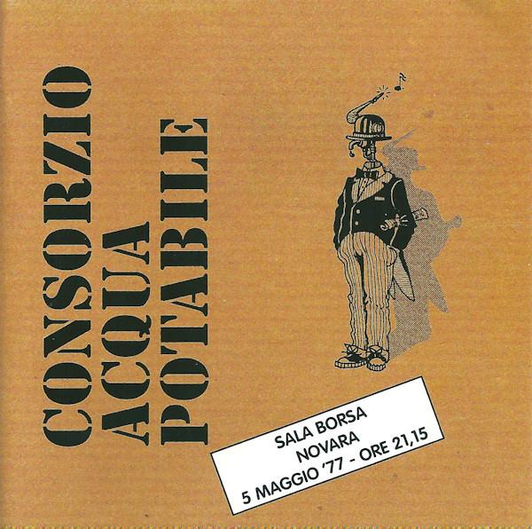 Consorzio Acqua Potabile — Sala Borsa Live '77