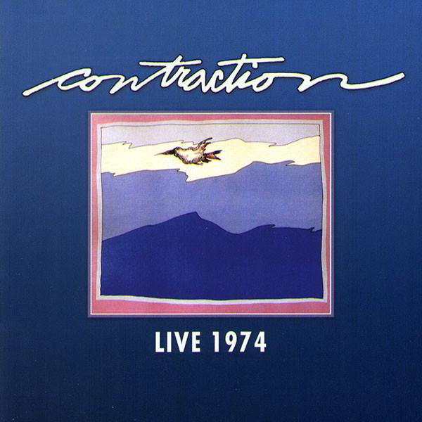 Live 1974 Cover art