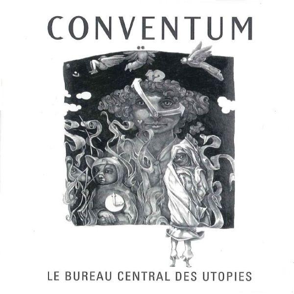 Conventum — Le Bureau Central des Utopies
