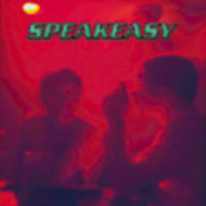 Speakeasy Cover art