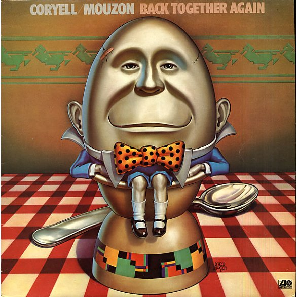 Larry Coryell / Alphonse Mouzon — Back Together Again